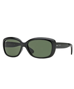 Ray-Ban Jackie Ohh Black / Green Sunglasses RB4101-601-58