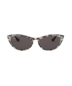 Ray-Ban Nina Beige Havana Black Sunglasses RB4314N-12513954