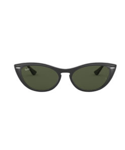 Ray-Ban Nina Black Green Sunglasses RB4314N-601/31
