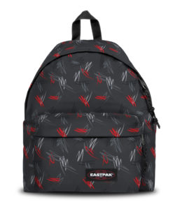 Eastpak Padded Pak'r Backpack Scribble Black