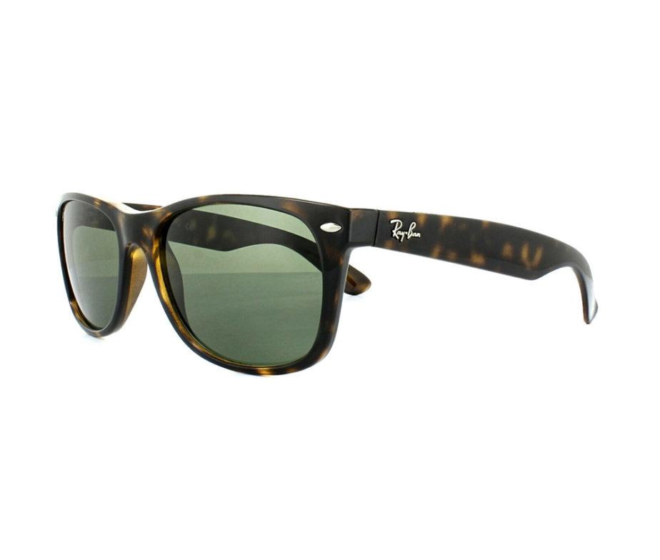 37456487d3 Ray-Ban New Wayfarer Classic Green / Tortoise Sunglasses - IC Clothing