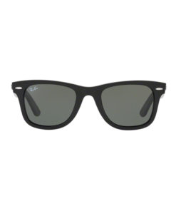 Ray-Ban New Wayfarer Ease Black Green Sunglasses RB4340-601
