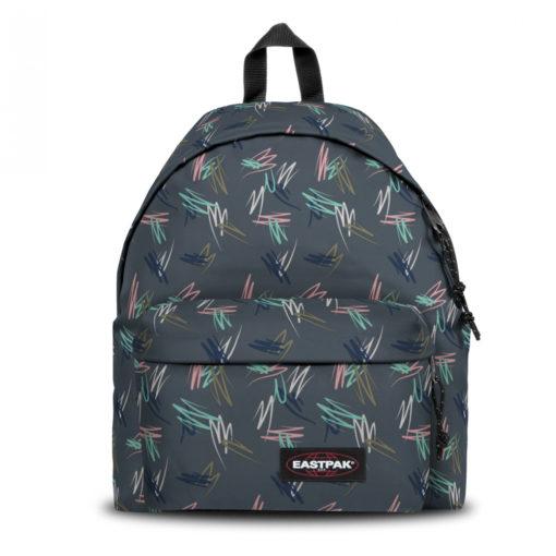 Eastpak Padded Pak'r Backpack Scribble Downtown