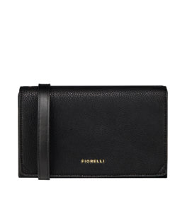 Fiorelli Amy Black Small Cross Body Bag