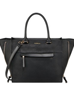 Fiorelli Anna Black Large Tote Bag