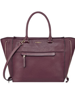 Fiorelli Anna Oxblood Large Tote Bag
