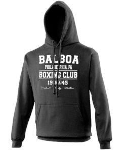 Balboa Boxing Club Black Premium Hoodie