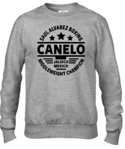 canelo crew grey