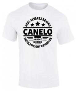 canelo white t