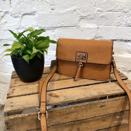 Bessie Tan Cross Body Bag - BW4279