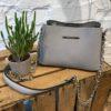 Bessie Grey Cross Body Bag - BH4315