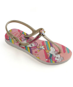 Havaianas Kids Freedom My Little Pony White Flip Flops