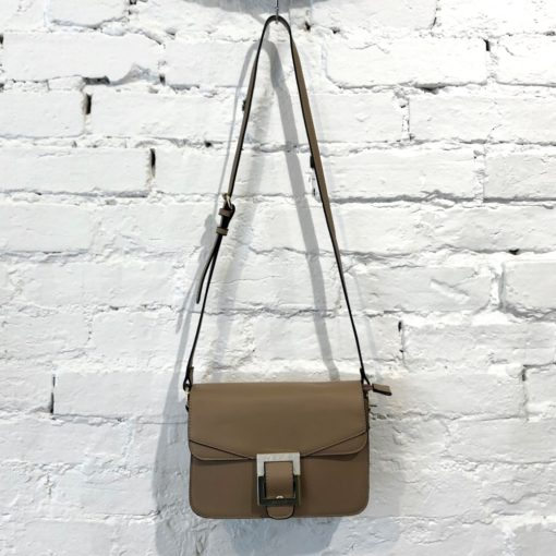 Bessie Khaki Cross Body Bag - BL4205