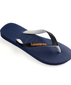 Havaianas Mens Top Mix Navy/Black Flip Flops