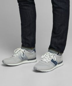 Jack & Jones Stellar Trainers Frost Grey