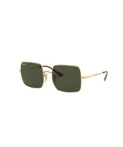 Ray-Ban Square 1971 Classic Gold Sunglasses