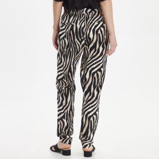 B-Young Isole Zebra Print Pants