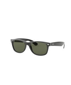 Ray-Ban New Wayfarer Classic Black Sunglasses