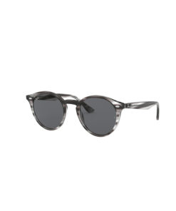 Ray-Ban RB2180 Striped Grey Havana Sunglasses
