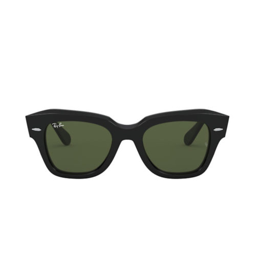 Ray-Ban State Street Black Sunglasses