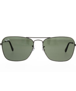 Ray-Ban Caravan Gunmetal Sunglasses