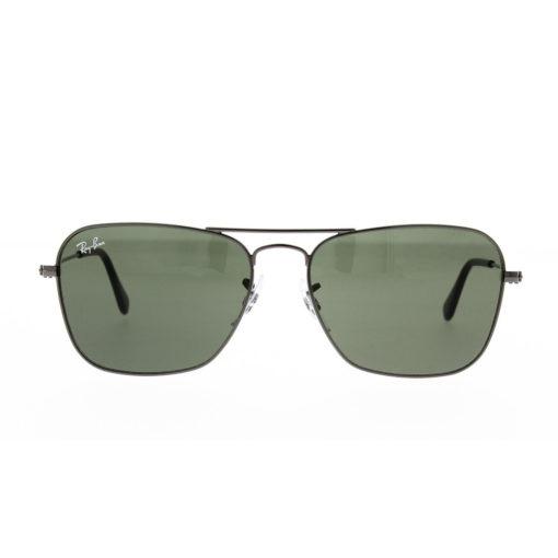 Ray-Ban Caravan Gunmetal Sunglasses