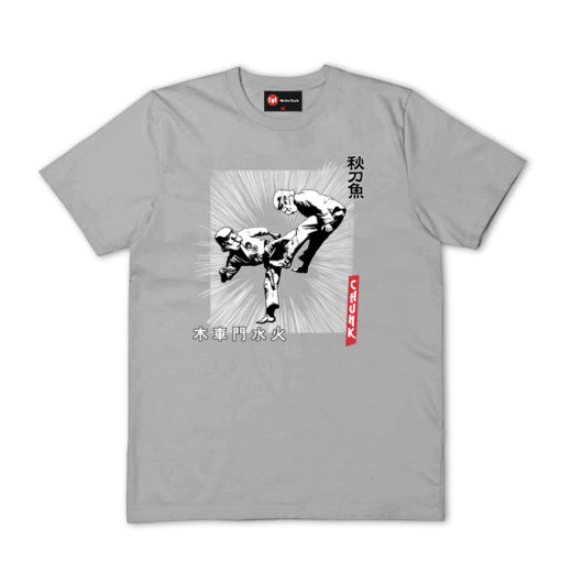 Chunk Empire Arts Star Wars Sport Grey T-Shirt