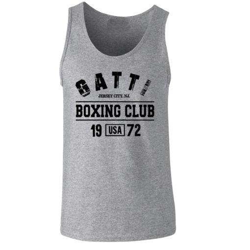 Gatti Boxing Club Grey Premium Vest/Tank Top