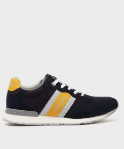 Jack & Jones Stellar Trainers Navy Blue