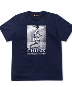 Chunk Pool Icon Star Wars Navy T-Shirt