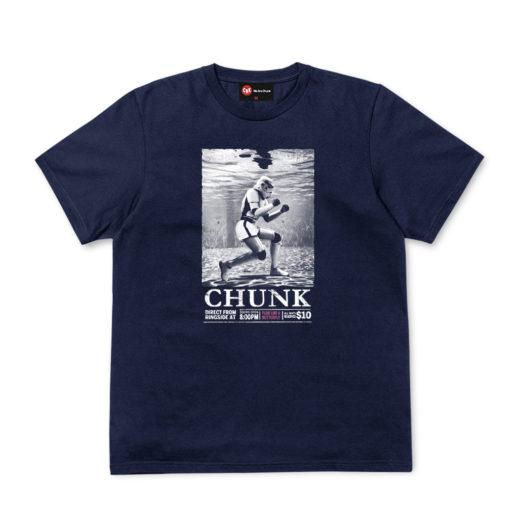 Chunk Pool Icon Star Wars Navy T-Shirt