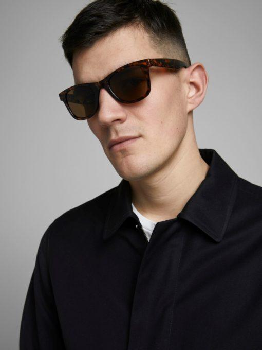 Jack & Jones Jacfold Folding Mens Bistre Sunglasses