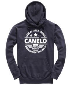 Saul Alvarez Canelo Mexico Petrol Training Boxing Hoody