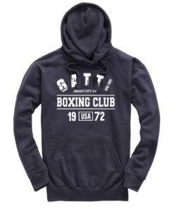 Gatti Boxing Club Petrol Men's Premium Hoodie