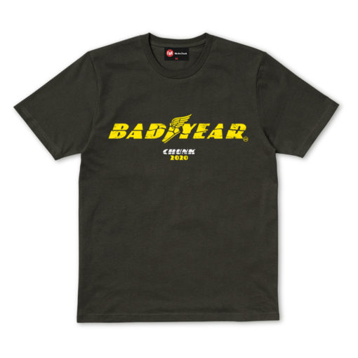 Chunk Bad Year Khaki T-Shirt