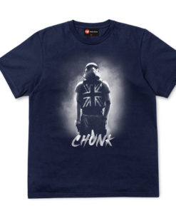Chunk Navy T-Shirt Union Jack