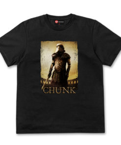 Chunk Warrior Black T