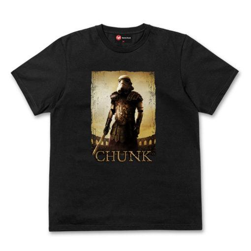 Chunk Warrior Black T