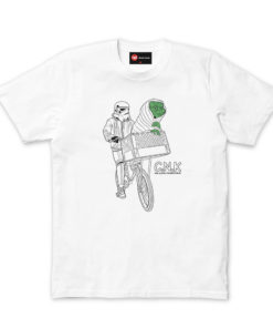 Chunk Going Home White T-Shirt