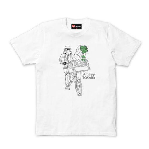 Chunk Going Home White T-Shirt