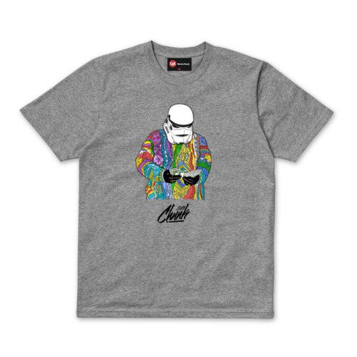 Chunk Mo Money Grey T-Shirt