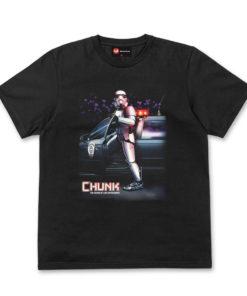 Chunk Robo Chunk Black T-Shirt