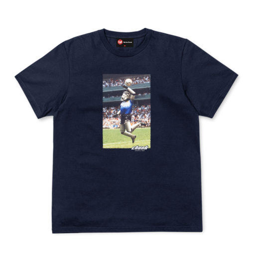 Chunk Hand Of Death Navy T-Shirt