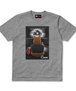 Chunk Honey Channel Grey T Shirt